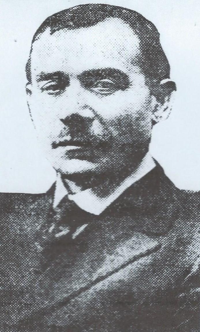 David Louis Berger (1869-1919)