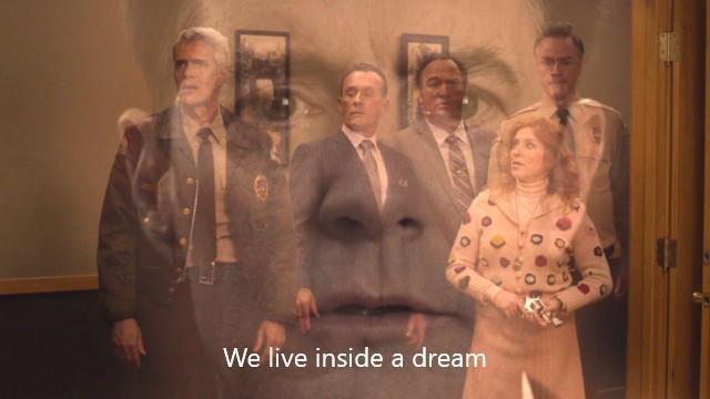 We live inside a dream