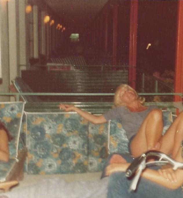 Strand motel August 1974
