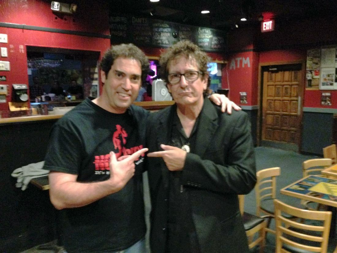 Stan Ridgway and I at Johnny D's August 2015.jpg