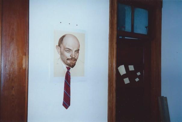 Lenin tie 1991