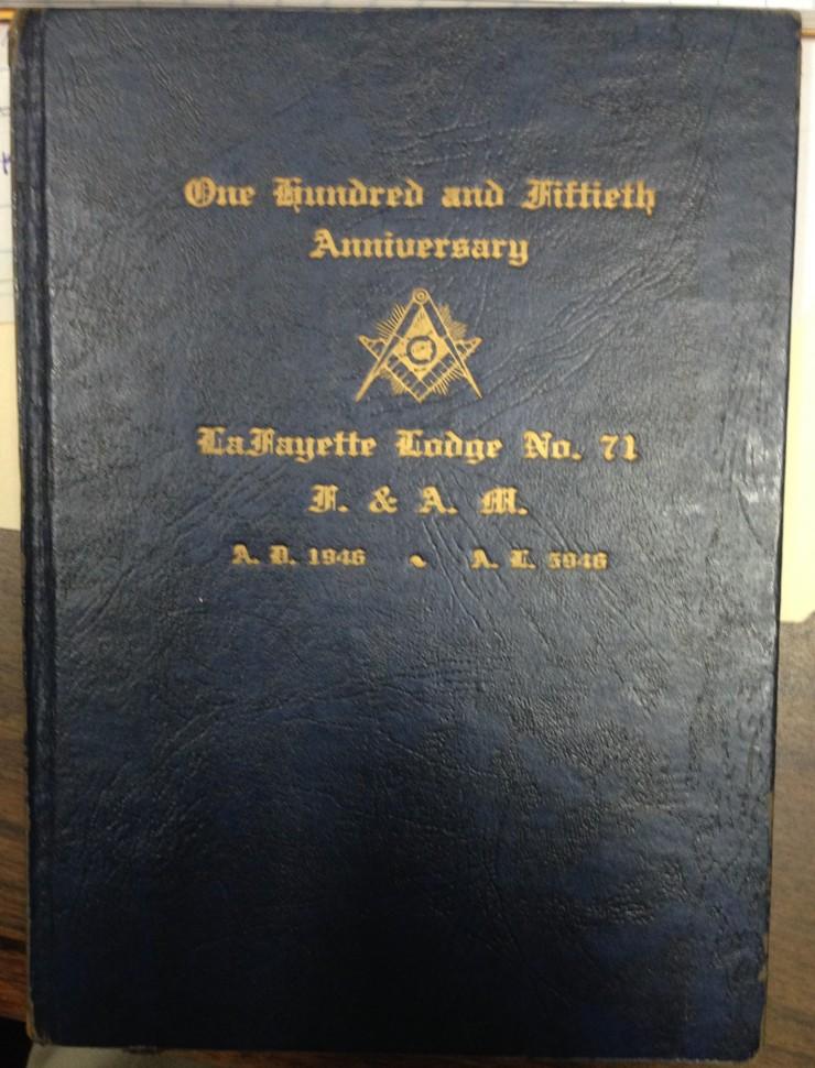 1946 Lafayette Lodge