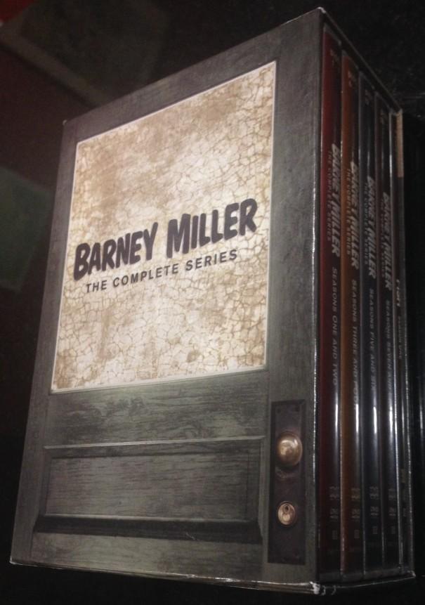 Barney Miller DVDs.JPG