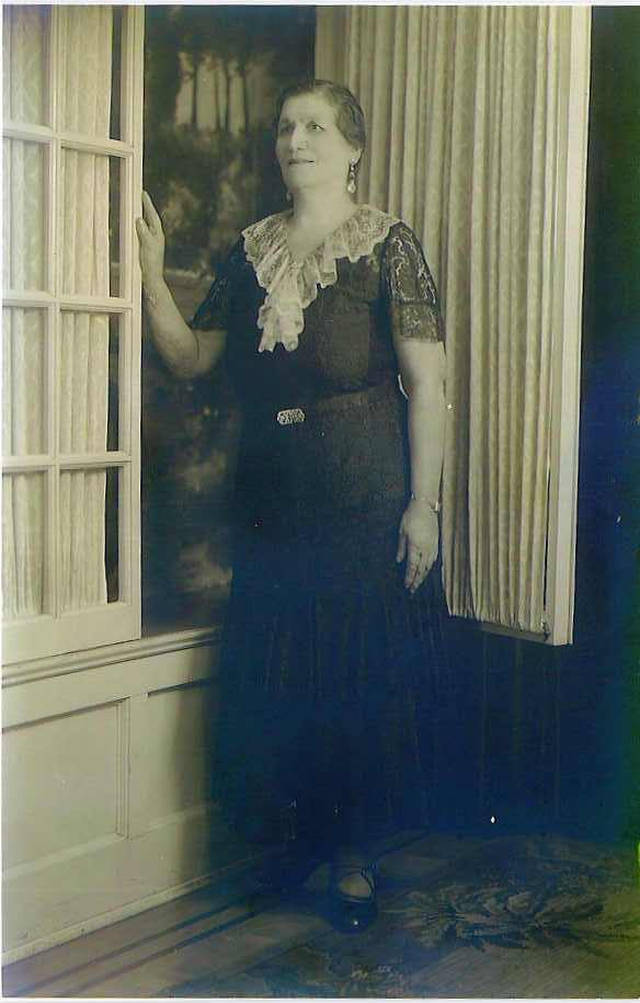 Bessie (Barhseva Koslenko) Cohen