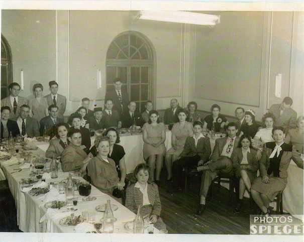 Cohen Family Seder, 1946