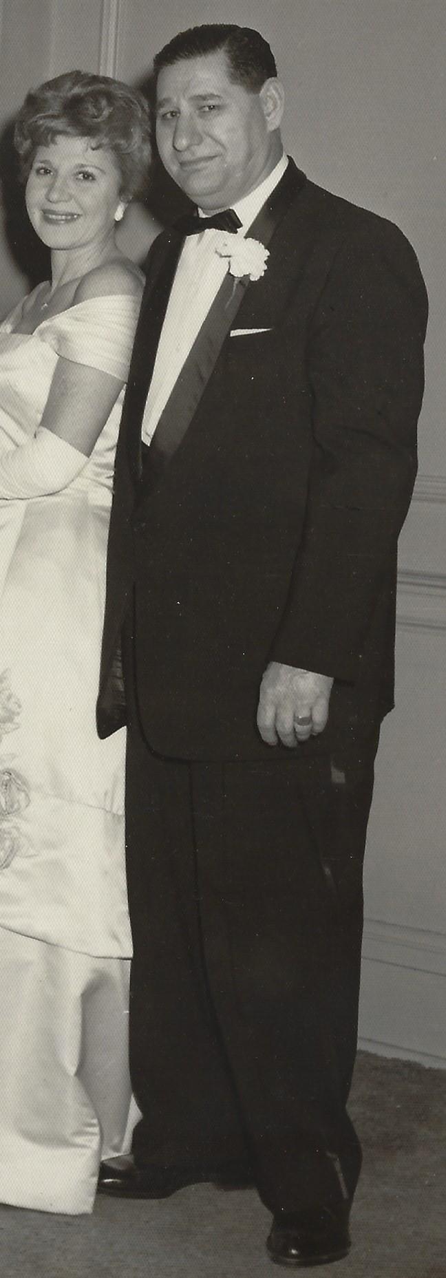 Irene and Samuel Kohn January 1960