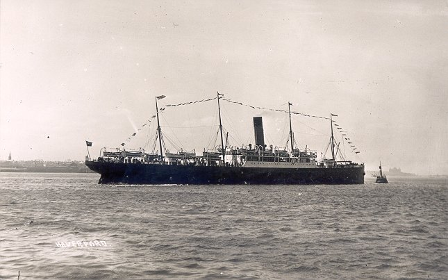SS Haverford