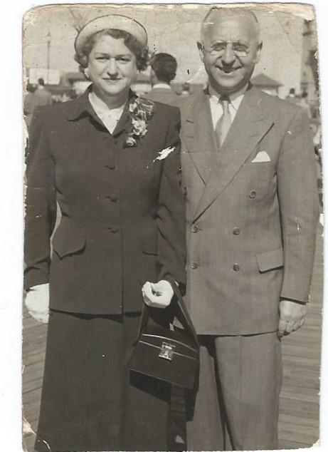 Morris and Rae Berger