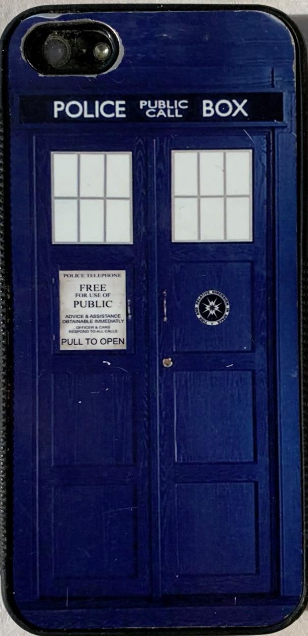 TARDIS phone