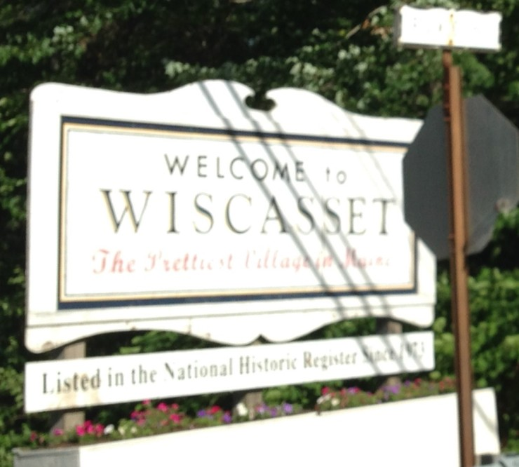 Welcome to Wiscasset