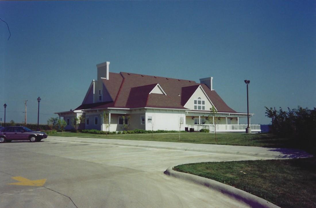 Iowa Visitor Center Sep 1990