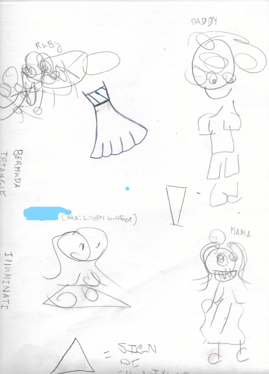 Drawing 1 April 17