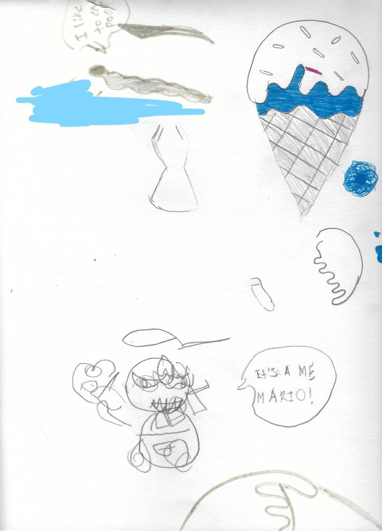 Drawing 3 April 17