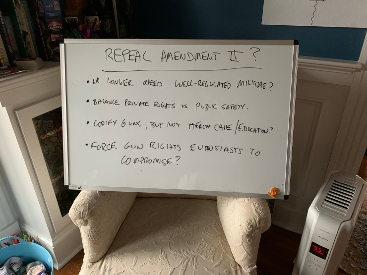 Repeal Amendment II